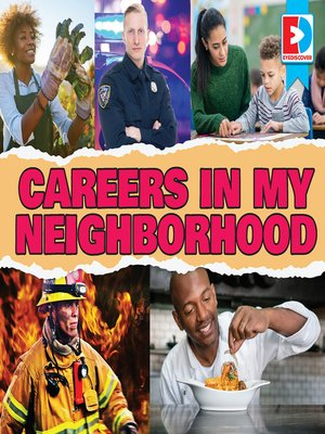 cover image of Careers in My Neighborhood