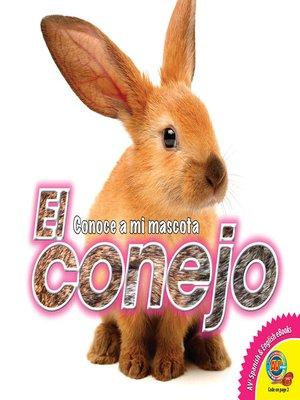 cover image of El conejo