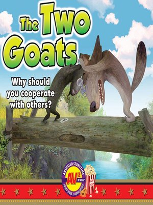 cover image of The Two Goats
