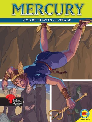 cover image of Mercury God of Travels and Trade