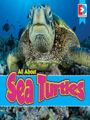 cover image of All About Sea Turtles