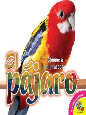 cover image of El pájaro