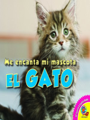 cover image of El gato (Cat)