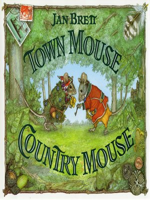cover image of Town Mouse Country Mouse