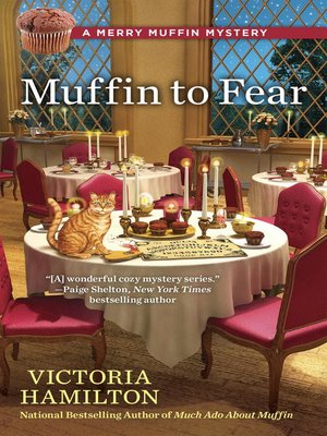 cover image of Muffin to Fear