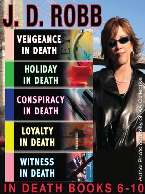 cover image of The In Death Collection, Books 6-10