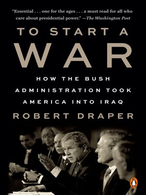 cover image of To Start a War