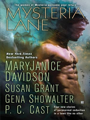 cover image of Mysteria Lane