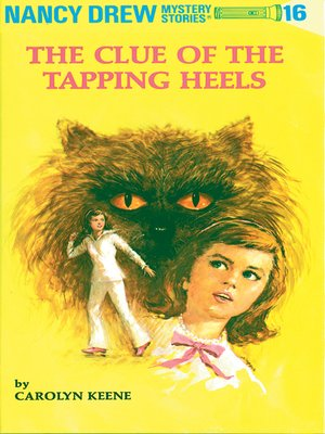 cover image of The Clue of the Tapping Heels