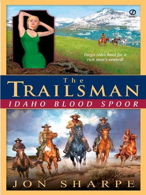 cover image of Idaho Blood Spoor