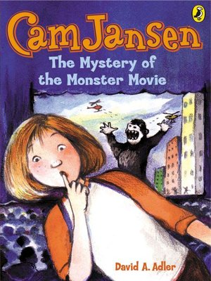 cover image of The Mystery of the Monster Movie
