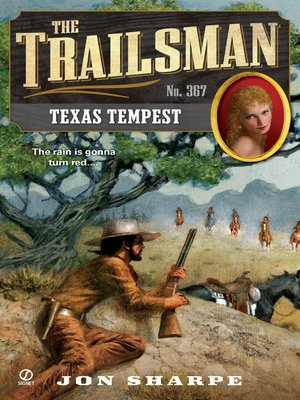 cover image of Texas Tempest