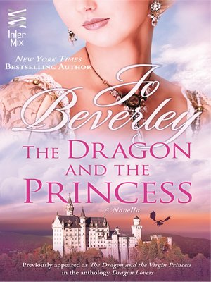 cover image of Dragon and the Princess