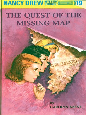 cover image of The Quest of the Missing Map