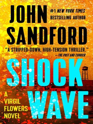 cover image of Shock Wave