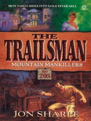 cover image of Mountain Mankillers