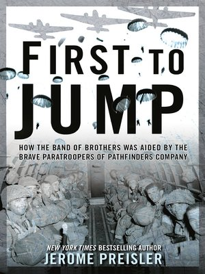 cover image of First to Jump