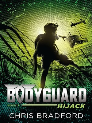 cover image of Bodyguard--Hijack (Book 3)