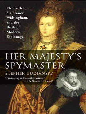 cover image of Her Majesty's Spymaster