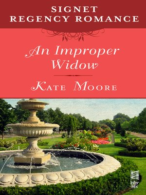 cover image of An Improper Widow
