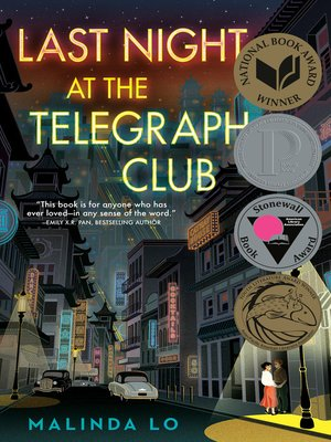 cover image of Last Night at the Telegraph Club