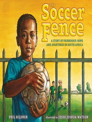cover image of The Soccer Fence