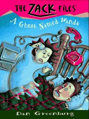 cover image of A Ghost Named Wanda