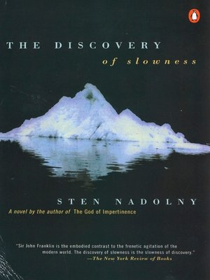 cover image of The Discovery of Slowness