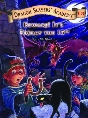 cover image of Beware! It's Friday the 13th