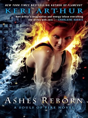 cover image of Ashes Reborn