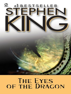 cover image of The Eyes of the Dragon