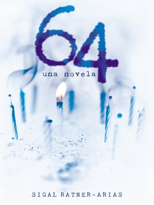 cover image of 64--Una novela