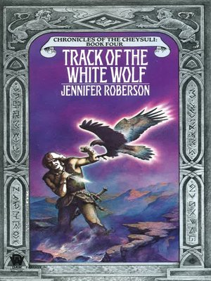 cover image of Track of the White Wolf