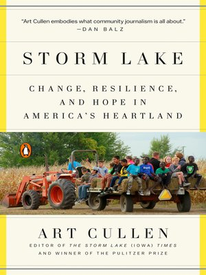 cover image of Storm Lake