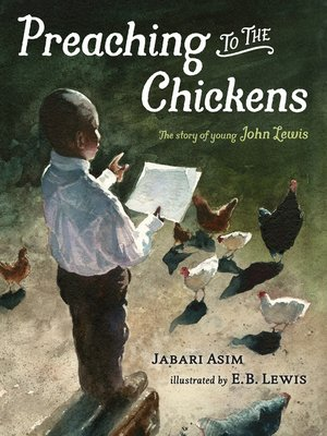cover image of Preaching to the Chickens