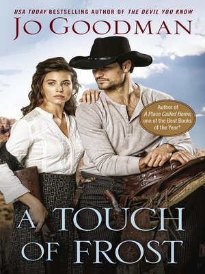 cover image of A Touch of Frost