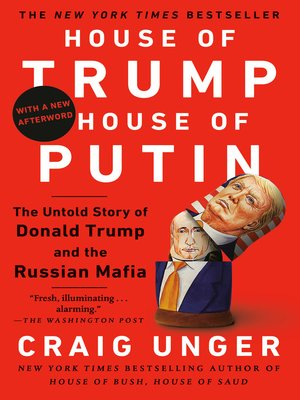 cover image of House of Trump, House of Putin