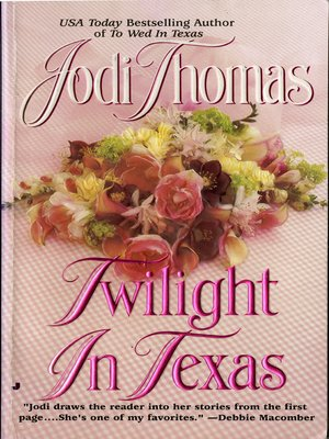cover image of Twilight in Texas
