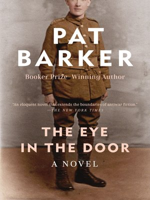 cover image of The Eye in the Door