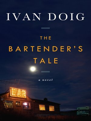 cover image of The Bartender's Tale
