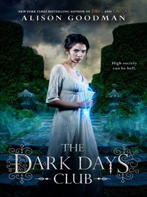cover image of The Dark Days Club
