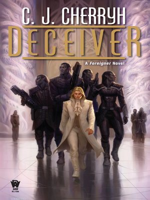 cover image of Deceiver