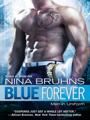 cover image of Blue Forever