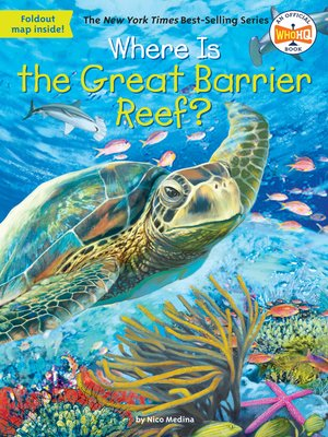 cover image of Where Is the Great Barrier Reef?