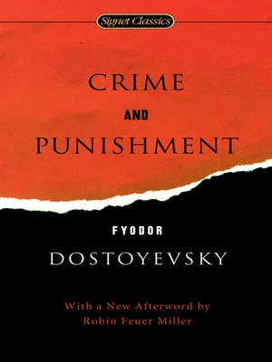 cover image of Crime and Punishment
