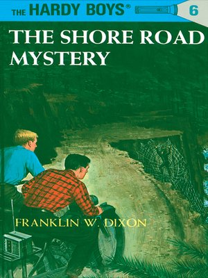 cover image of The Shore Road Mystery