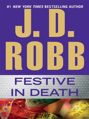 cover image of Festive in Death