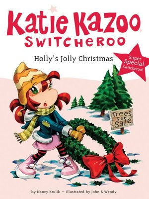 cover image of Holly's Jolly Christmas
