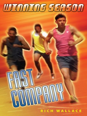 cover image of Fast Company