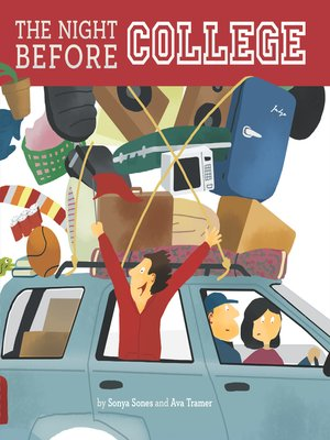 cover image of The Night Before College
